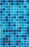 Swimming pool tessellation poster
