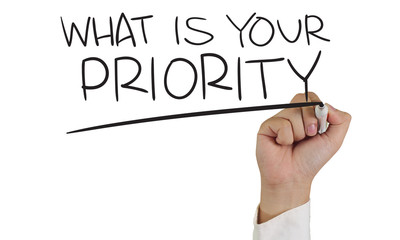 What is Your Priority