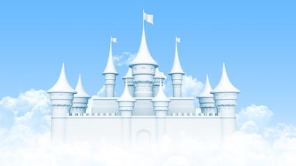 Castle in heaven