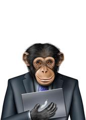 Smartmonkey-Laptop