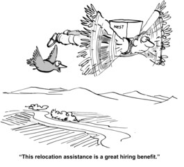 """""""This relocation assistance is a great hiring benefit."""""""