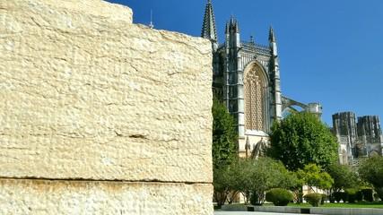 4K - Batalha Monastery, Portugal