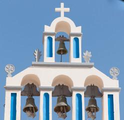 Chapel in Akrotiri - Santorini - Greece