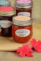 Home made preserves