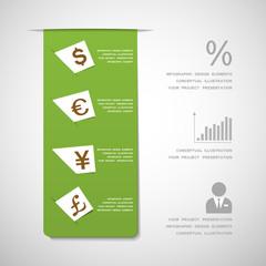 Financial design elements
