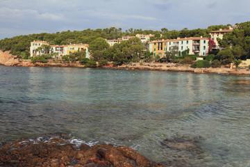 Resort of Illetes. Palma-de-Majorca, Spain