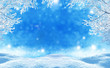 winter  christmas background - 72998142