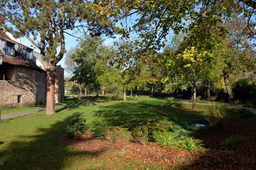 Stadtpark Michelstadt im Odenwald
