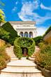 Garden in Villa Ephrussi de Rothschild, Saint-Jean-Cap-Ferrat - 72998572