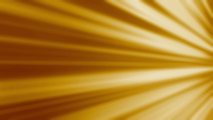 gold abstract loop motion background, yellow light