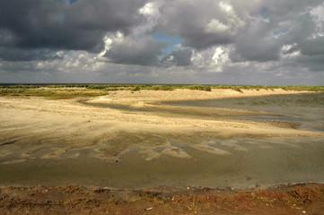 Vorland der Nordseeinsel Föhr