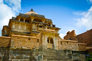 Kumbhalgarh Fort temple