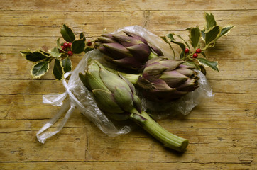 Cynara cardunculus Artichoke Carciofo Expo Milano 2015 Food