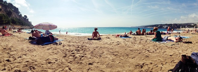 Cassis - plage