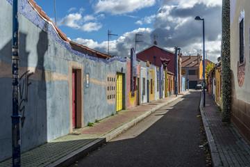 Barrio Belén Valladolid