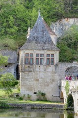bords de la dordogne