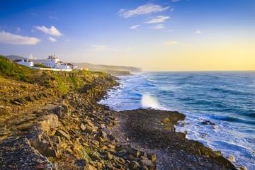 Sintra, Portugal Coast on the Atlantic Ocean