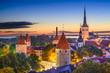 Tallinn, Estonia Old City - 73011516