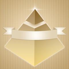 Pyramid of enlightened