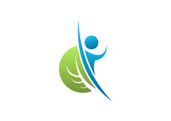 Bodyfit Healthy logo.