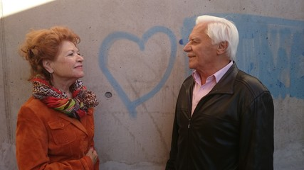 Love in the old age