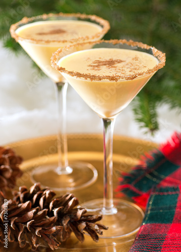 Eggnog Martini - 73013919