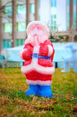 Little figure of Santa Claus