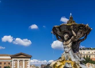 Fontana dei Tritoni_2