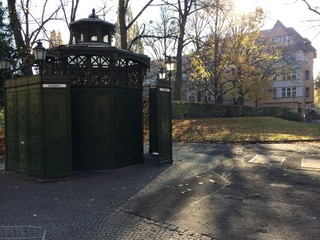 Berliner Toilette