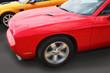 sports cars race