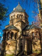 Votivkapelle für König Ludwig II. am Starnberger See