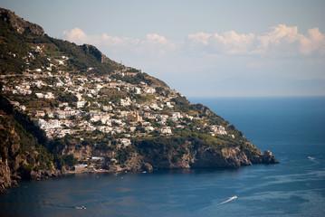 View Praiano-Coca dei Marini village