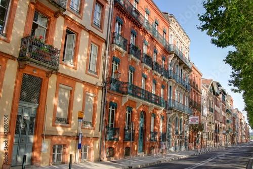 Papiers peints Europe Méditérranéenne rue de toulouse