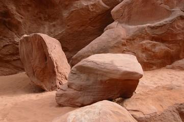 Stone textures, Utah