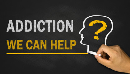 addiction?we can help!