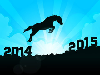 Jump to new year 2015