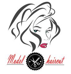 model haircut