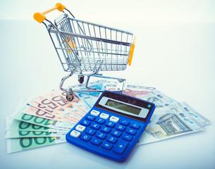 Business concept.   shopping concept.