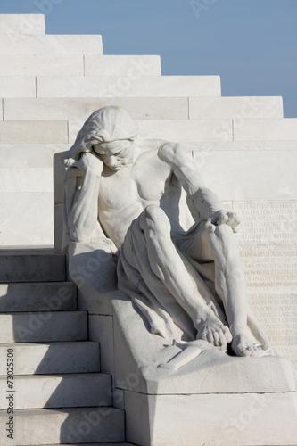 Papiers peints Statue Statue, Mémorial de Vimy