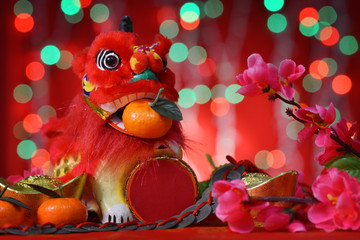 Happy Chinese new year celebrations
