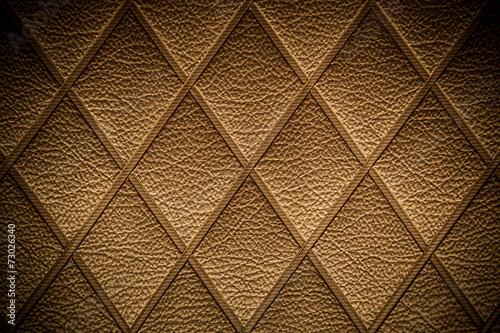 Vintage Golden leather pattern - 73026340