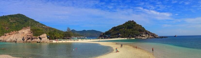 Panoramic view of nangyuan island