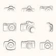 Camera Outline - 73027543