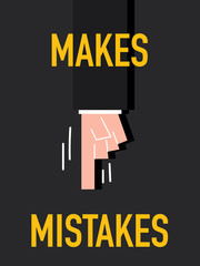 Word MAKES MISTAKES