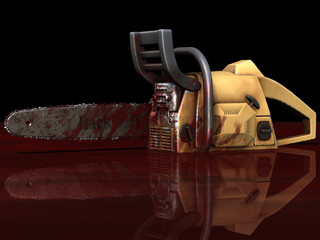 Zombie - Bloody Chainsaw