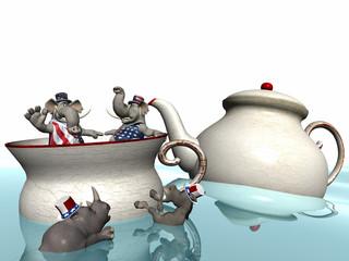 Tea Party Symbolism