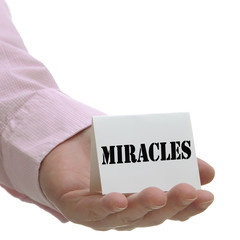 Miracles - Sign Series