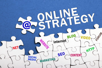 online strategy concept