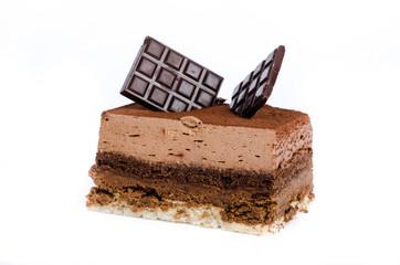 Pâtisserie, gâteau au chocolat