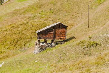 Zermatt, Bergdorf, Bergbauer, Alpen, Walliser Berge, Schweiz
